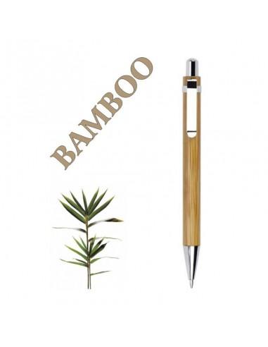 00193 Penna a sfera Malesia in bamboo