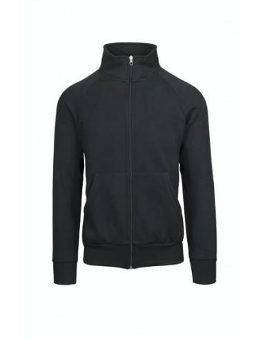 SGIT470 Felpa Jacket zip lunga