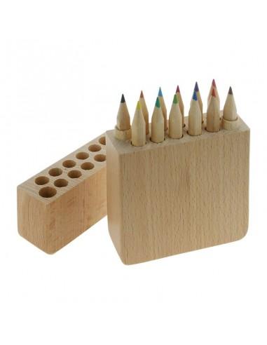 00534 Confezione 12 matite colorate