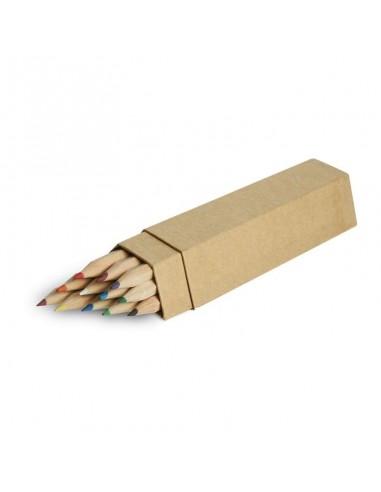 00531 Confezione 12 matite colorate